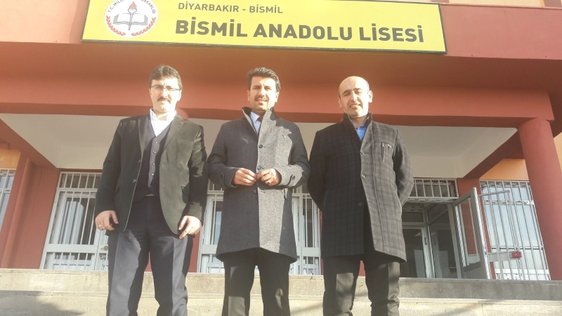 Bismil Anadolu Lisesi (BAL)
