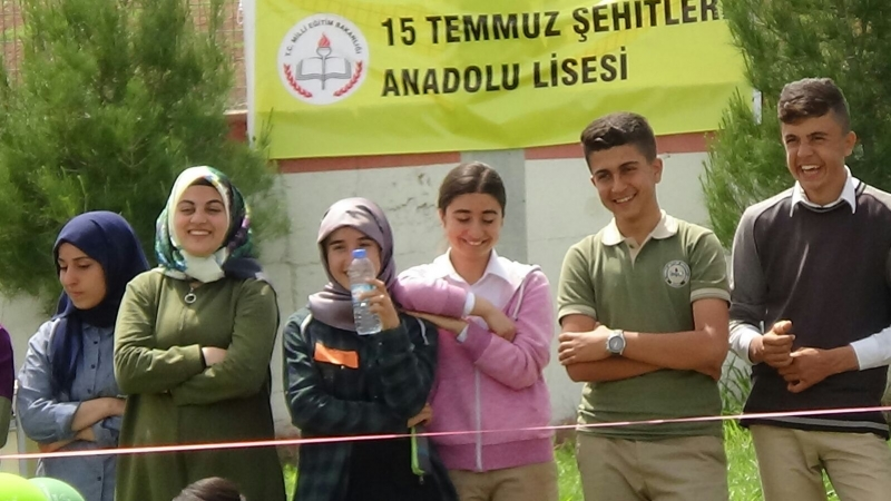 Bismil 15 Temmuz Şehitler Anadolu Lisesi 1. Bilim ve Spor Etkinliği