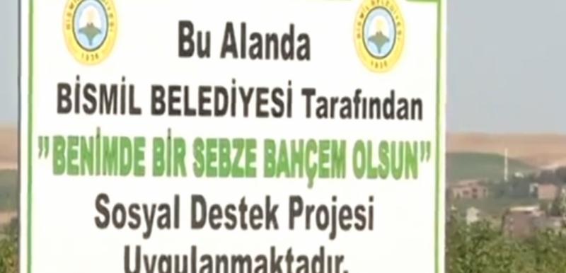 BİSMİL BELEDİYESİ ULUSAL BASINDA !!!