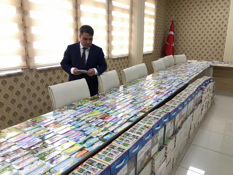 Bismil İlçe Milli Eğitim Müdürü Aydın Ak'tan Zehir Zemberek Açıklama