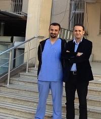 BİSMİL'DE ORTOPEDİ DOKTORU DARP EDİLDİ!!!