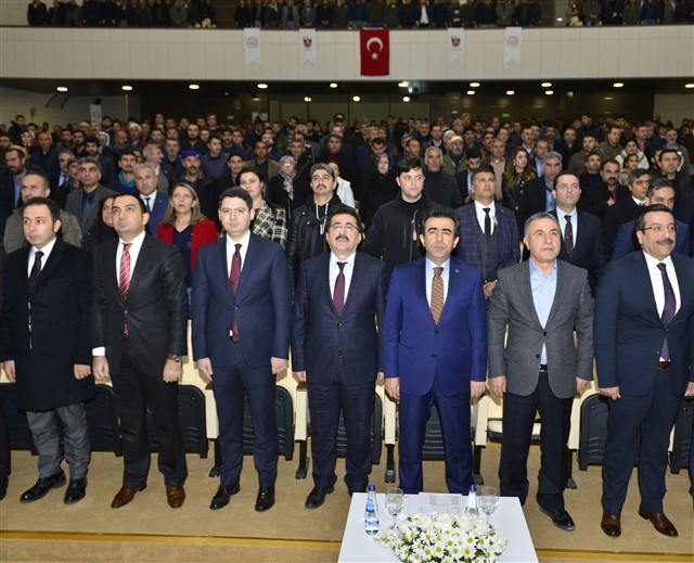 '' BUZAĞILAR ÖLMESİN ÜLKEMİZ KAZANSIN KONFERANSI''