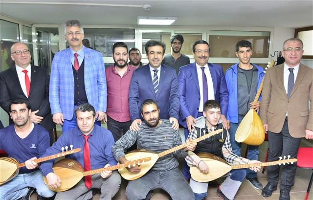 Diyarbakırda Umuda El Verelim Projesi