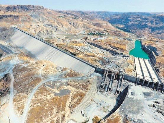 Silvan Barajı