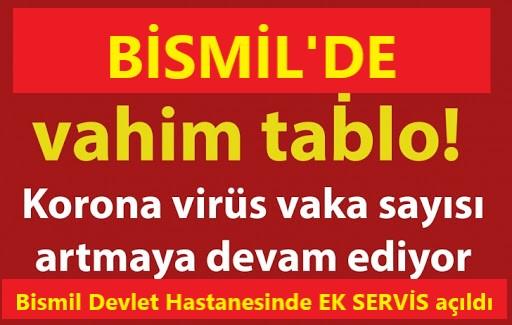 BİSMİL'DE SAYILAR İLK DEFA BU KADAR YÜKSELDİ !!!