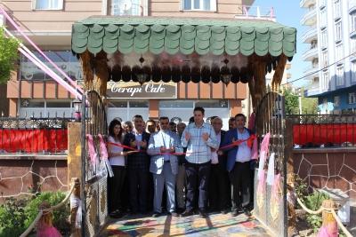 Bismil de Cafe Açılışı
