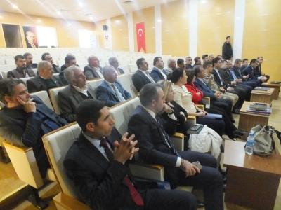 Bismil'de Tarıma Dayalı OSB Kurma Girişimi Yeniden Başladı