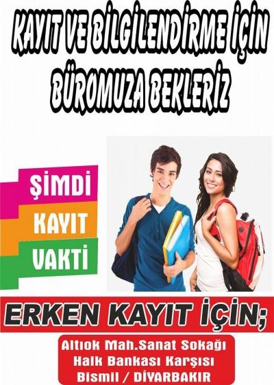 BİSMİL'E ANADOLU TEKNİK KOLEJİ AÇILIYOR !!!