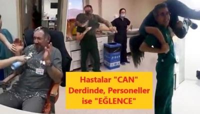 CAN'LARIMIZI EMANET ETTİĞİMİZ