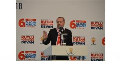 Cumhurbaşkanı Erdoğan Diyarbakırda Konuştu