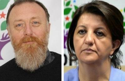HDP EŞ Genel Başkanları Değişiyor