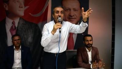 İNCE'NİN DİYARBAKIR MİTİNGİNE EKER'DEN SERT TEPKİ !!!